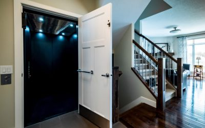 Age in Place with RAM Home Elevators