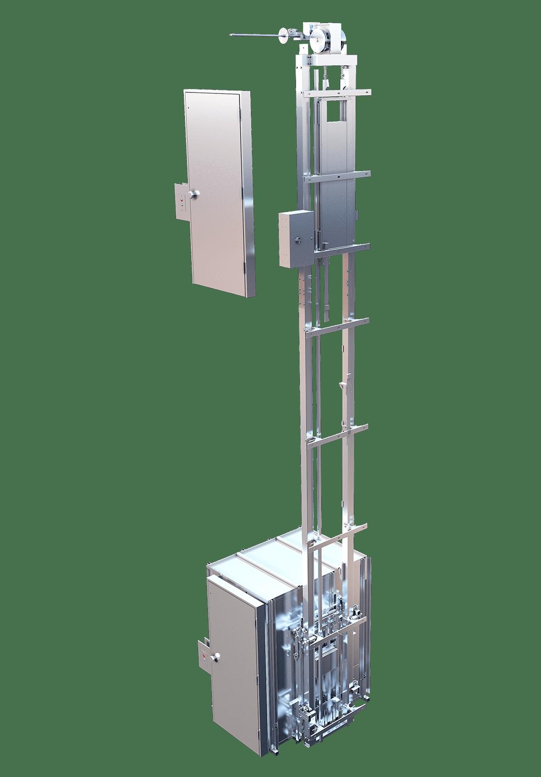 residential crystal elevators