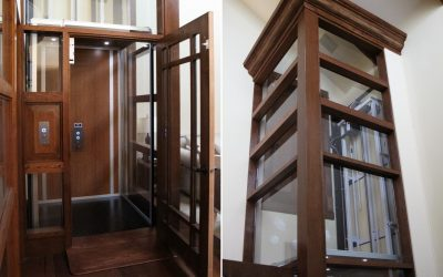 Saving Space with RAM's Small Residential Elevators