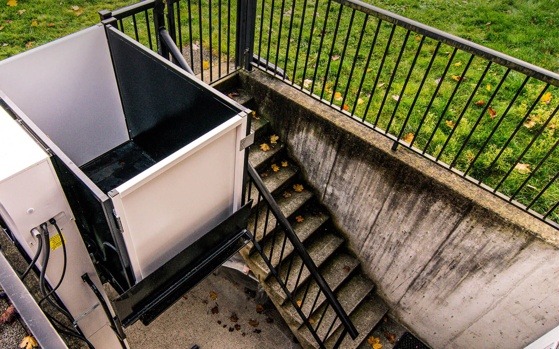 home porch lift