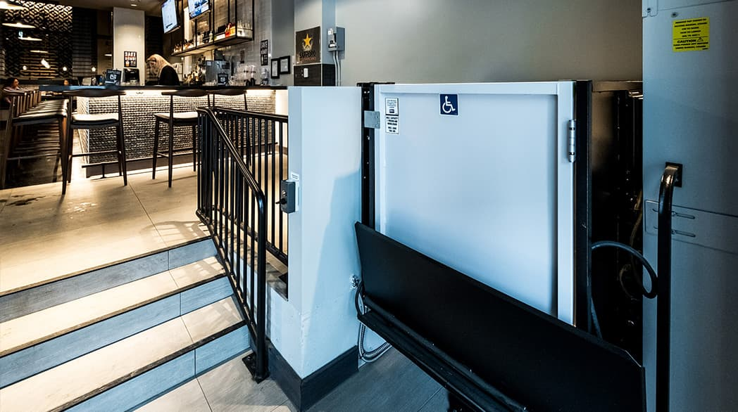 commercial accessibility lift